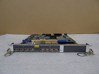 DELL T121M FORCE10 NETWORKS E300 8-PORT 10 GBE LINE CARD, XFP MODULES REQUIRED.