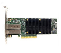 CHELSIO T6225-SO-CR HIGH PERFORMANCE,LOW PROFILE, DUAL-PORT 1/10/25GBE SERVER OFFLOAD ADAPTER. NEW FACTORY SEALED.