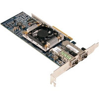 DELL 57810S BROADCOM DUAL-PORT 10GB DIRECT ATTACH/SFP+ NETWORK ADAPTER WITH FULL HEIGHT BRACKET. SYSTEM PULL.