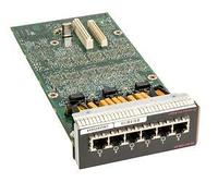CISCO WS-SVC-CMM-6T1 CATALYST 6500 SERIES VOICE INTERFACE CARD PLUG IN MODULE 1.544MBPS T-1.