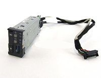 HP 779153-001 SYSTEM INSIGHT DISPLAY (SID)POWER SWITCH MODULE ASSEMBLY FOR DL360 GEN9. NEW.