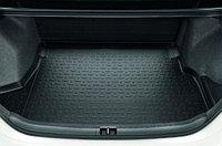 Коврик багажника на Mitsubishi Outlander/Митсубиши Аутлендер 2012-