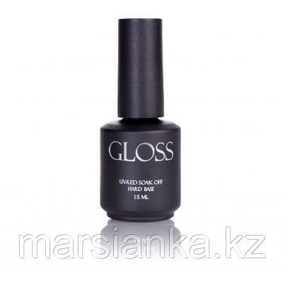 Hard Base Gloss, 15мл
