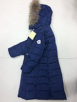 Пальто зимнее Moncler