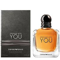 Туалетная вода Emporio Armani Stronger With You