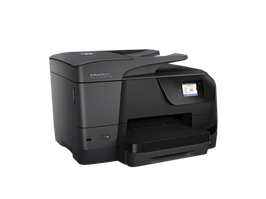 HP D9L18A HP OfficeJet Pro 8710 All-in-One Printer (A4)