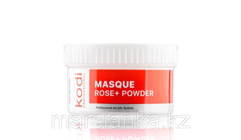 Masque Rose + Powder Kodi (Матирующая акриловая пудра Роза+) 60гр., фото 2