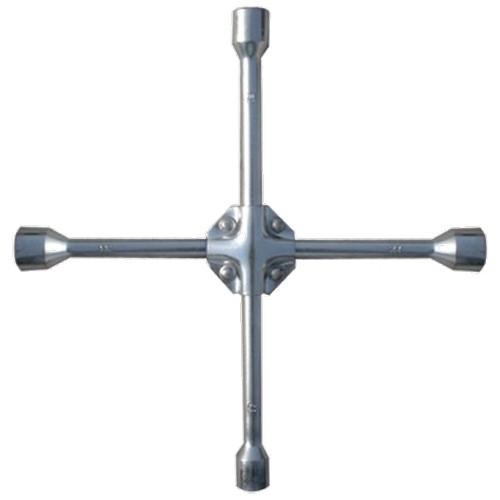 "Ключ-крест баллонный, 17 х 19 х 21 мм, квадрат 1/2"", усиленный, толщ. 16 мм MATRIX PROFESSIONAL"