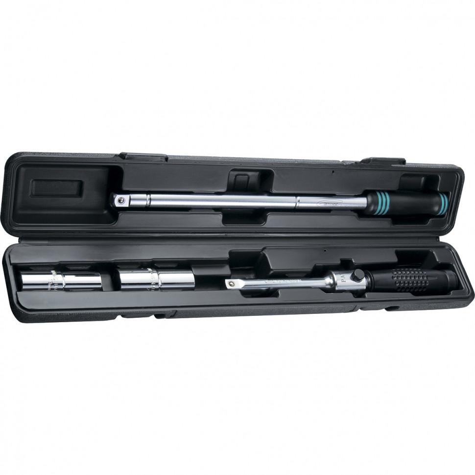 Ключ-крест баллонный, складной с изменяющимся рычагом,17mm; 19mm; 21mm; 23mm, CrV, хромир. GROSS