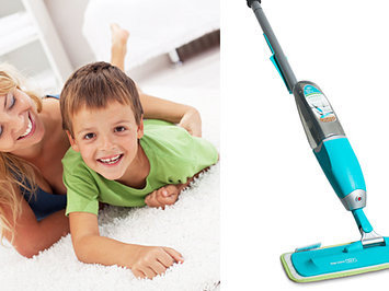 Швабра Healthy Spray Mop, фото 2