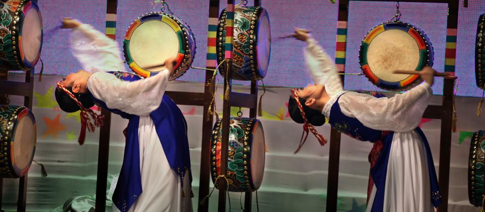 Корейские танцы