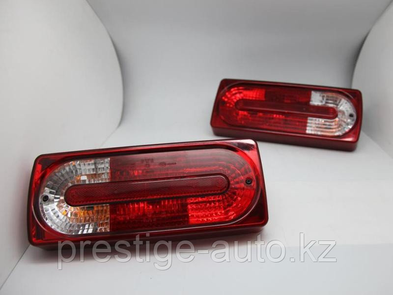 Фонари задние на Mercedes Gelendewagen GW 463 Depo