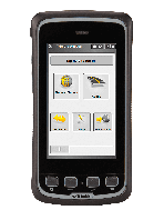 Контроллер Trimble Slate, Access, extended battery