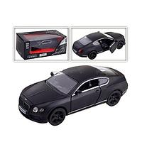 """Autotime: Машинка """"BENTLEY CONTINENTAL GT V8"""" Imperial Black Edition 886480"""