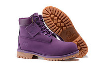 Ботинки Timberland Classic Boots 10061 Purple Brown (34-40)