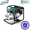 Мотопомпа бензиновая LGP 30-A LEO | Ø 65 мм, max 29 м, 55000 л/час