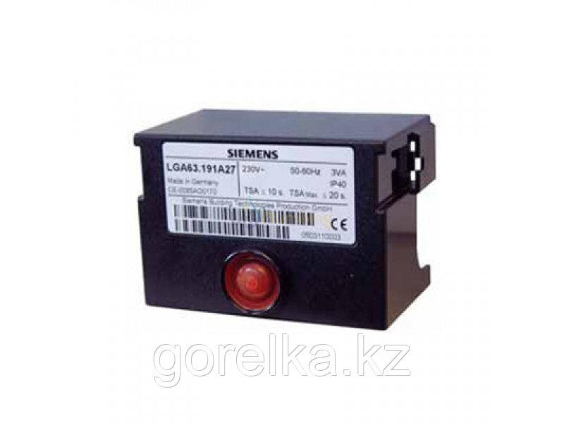 Автомат горения SIEMENS LGA 63 191 A27