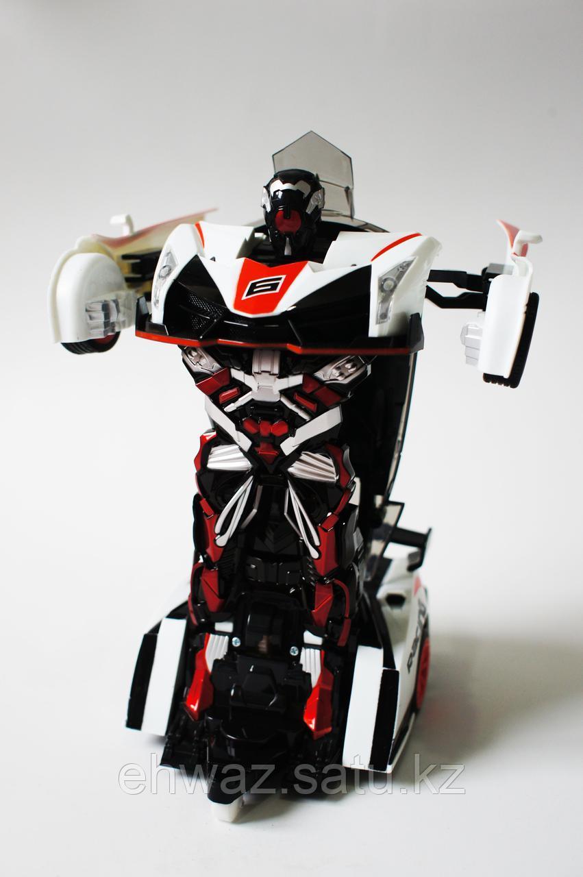 Трансформер- машинка-робот на радиоуправлении