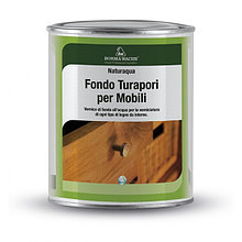Грунт водоразбавимый Waterbased Basecoat Varnish For Furniture 1 л