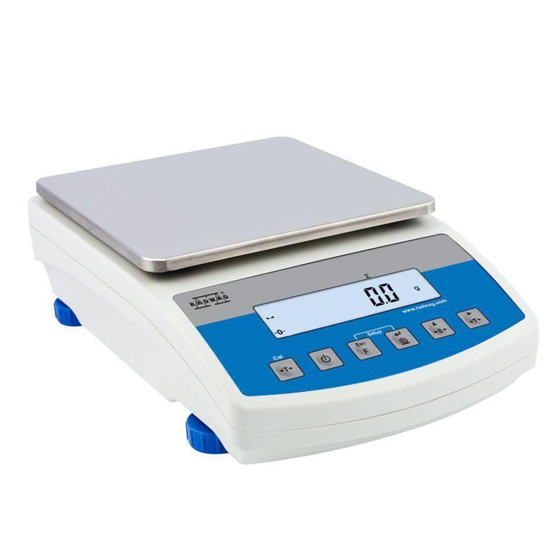 Лабораторные прецизионные весы WLC 10/A2