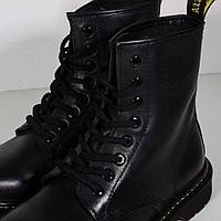 Ботинки Dr.Martens 1460 Black Leather