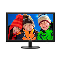 "Монитор 21.5"" PHILIPS 223V5LSB/62 TFT-матрица W-LED Full HD"
