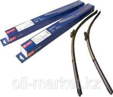 Комплект бескаркасных щёток стеклоочистителя DENSO 550/550 мм MB W203/S203 >01, CLC 160-350 >08, CLK C209 >02, фото 2