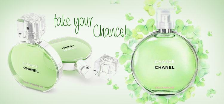 Духи женские Chance Eau Fraiche от Chanel
