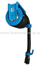 Катушка для удаления выхлопных газов Trommelberg HR80 (со шлангом 100 мм х 10 м)