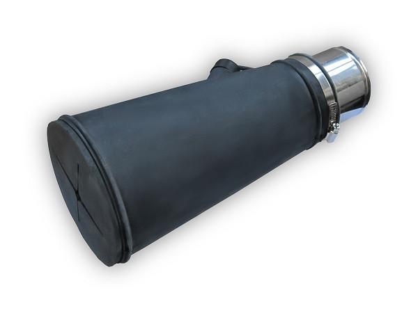 Насадка неопреновая диам. 120 мм для шланга 76 мм Trommelberg
