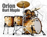 Аренда. Ударная установка. MAPEX Orion Series