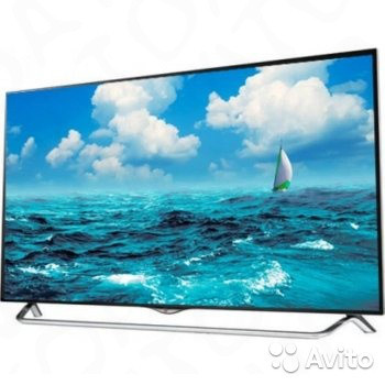 Телевизор YASIN LED-55E5000K SMART, WI-FI, 4K, Android TV