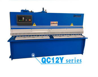 Гильотина QC12Y-4*2500 гидрав с MD11. (Durmark)