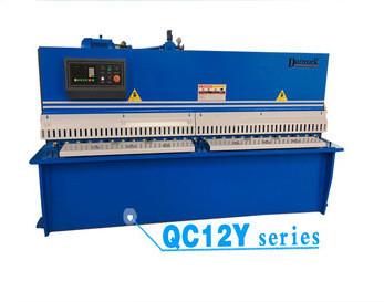 Гильотина QC12Y-4*4000 гидрав с MD11. (Durmark)