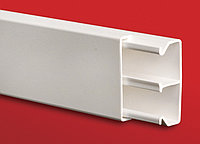DKC ТА-GN 150x80 Короб с крышкой с направляющими для установки разделителей, фото 1