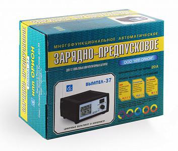 Автомобильное Зарядно-ПРЕДПУСКОВОЕ устройство ВЫМПЕЛ-37