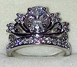 """Кольцо """"Корона"""", фото 2"""