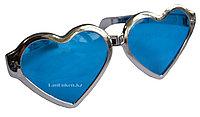 """Огромные карнавальные очки """"Сердечки"""""""