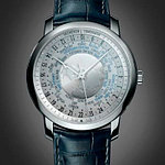 Traditionnelle World Time Collection Excellence Platine от Vacheron Constantin на выставке Watches &Wonders