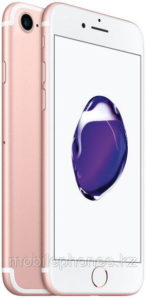 Смартфон Apple iPhone 7 32Gb (Rose gold), фото 1