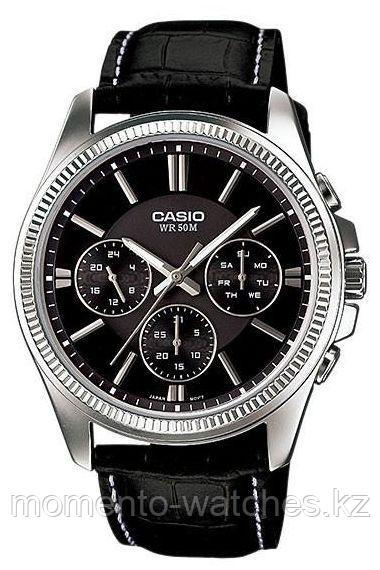 Мужские часы Casio MTP-1375L-1AVDF