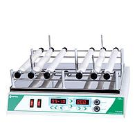 Шейкер лабораторный ПЭ-6410 многоместный с нагревом (платф из нерж.стали)