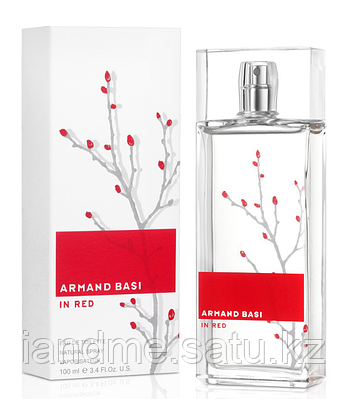 Armand Basi In Red edt жен
