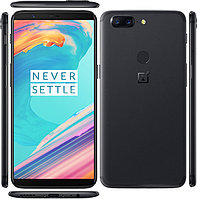 OnePlus 5T, 128 GB, black