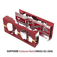 SAPPHIRE Crimson Red (4N002-02-20G)