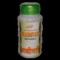 Брами вати Готукола (Brahmi vati Shri Ganga), нервные расстройства, укрепление мозговых клеток