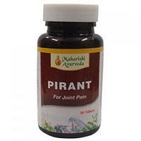 Пирант Махариши Аюрведа (Pirant Maharishi Ayurveda),  эффективно помогает от острых и хронических воспалений с