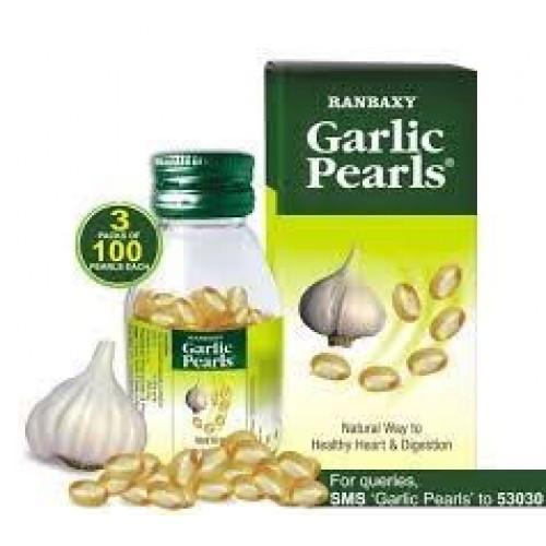 Ревайтл чесночные жемчужины (Revital garlic pearls)