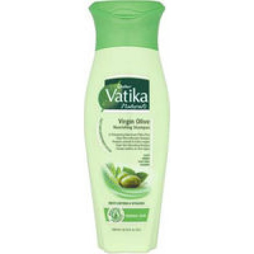 Шампунь Ватика Дабур Питание и Защита Оливковый (Shampoo Vatika Dabur)