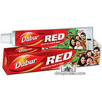 Зубная паста Ред Дабур от парадантоза (Red Dabur) 100гр.